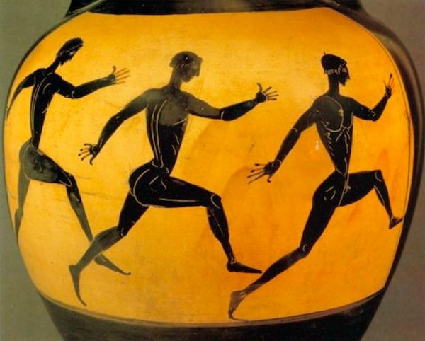 AncientGreeksrunning