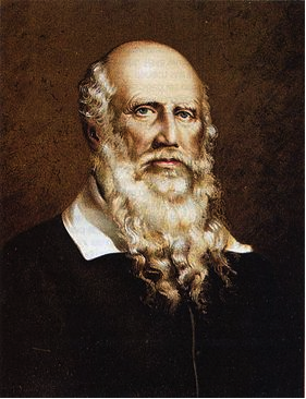 "Friedrich Jahn (1778-1852), known as ""The father of gymnastics."""