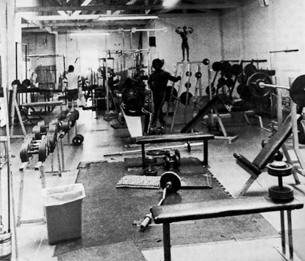 """The """"old school"""" gym that emerged in the 20th century…is not so old school after all when looked at as part of a much longer history of physical fitness."""
